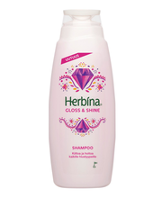 Herbina 400ml Gloss & Shine shampoo