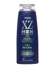 XZ 250ml Men 2-in-1 teho shampoo