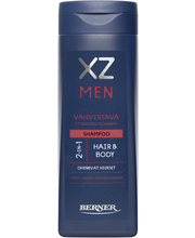 XZ 250ml Men 2-in-1 vahvistava shampoo