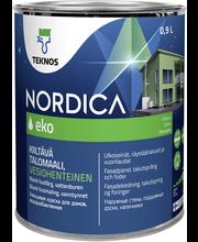 Talomaali Teknos Nordica Eko PM1 0,9 l