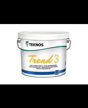 Pohjamaali Teknos Trend 3 2,7 l
