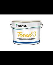 Pohjamaali Teknos Trend 3 9 l