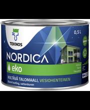 Talomaali Teknos Nordica Eko PM1 0,45 l
