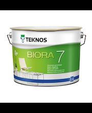Seinämaali Teknos Biora 7 PM1 9 l