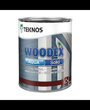 Peittosuoja  Teknos Woodex Aqua Solid 0,9 l