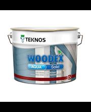 Peittosuoja Teknos Woodex Aqua Solid 9 l