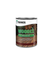 Puuöljy Teknos Woodex Wood Oil 0,9 l väritön