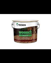 Puuöljy Teknos Woodex Wood Oil 2,7 l, ruskea