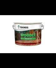 Puuöljy Teknos Woodex Wood Oil 9 l, ruskea