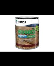 Puuöljy Teknos Woodex Aqua 0,9 l, väritön