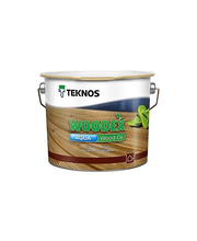 Puuöljy Teknos Woodex Aqua 2,7 l, väritön