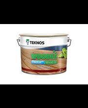 Puuöljy Teknos Woodex Aqua 9 l, väritön