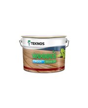 Puuöljy Teknos Woodex Aqua Wood Oil 9 l, ruskea