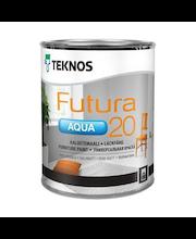 Teknos Futura Aqua kalustemaali