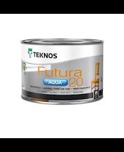 Ovi- ja Kalustemaali Teknos Futura Aqua 20 PM1 0,45 l