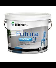 Pohjamaali Teknos Futura Aqua 3 PM1 2,7 l