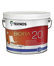 Teknos Biora 20 PM3 2,7l puolihimmeä remonttimaali