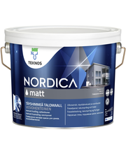 Nordica matt pm1 2,7l