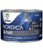 Nordica matt pm3 0,45l