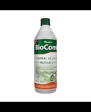 Sammal- ja jäkäläpesu 1l biocomb