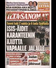 Ilta-Sanomat (ma) sano...