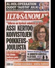Ilta-Sanomat (ti) sanomalehti