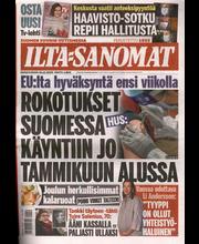 Ilta-Sanomat (ke) sano...