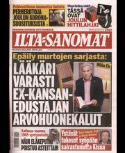 Ilta-Sanomat (pe) sanomalehti