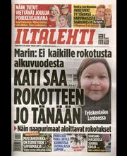 Iltalehti (to) sanomalehti