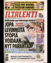Iltalehti (pe) sanomal...