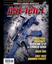 Ase-Lehti aikakauslehti