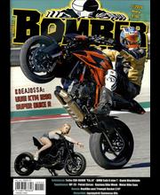 Bomber Magazine aikakauslehti