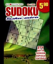 Sudoku Tasku-Extra, ristikkolehti
