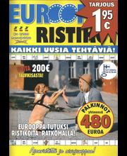 Eurooppa Ristikot aikakauslehti