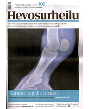 Hevosurheilu perjantai Sanomalehti