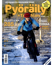 Pöyöräily+Triathlon aikakauslehti