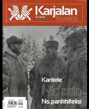 Karjalan Kuvalehti uutis-, talous- ja tiedelehdet