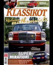 Klassikot, autolehdet