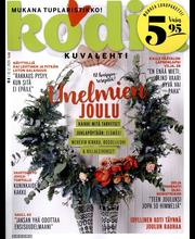 Kodin Kuvalehti aikakauslehti