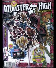 Monster High, sarjakuvat ja lastenlehdet