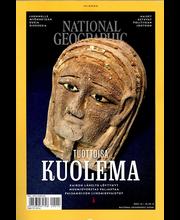 National Geographic (suom.) Aikakauslehti
