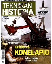Tekniikan Historia aikauslehti