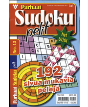 Parhaat Sudoku-pelit aikakauslehdet