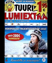 Hyvän Tuurin Extra aikakauslehti