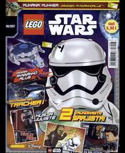 Lego Star Wars,1 kpl, Sarjakuvat ja lastenlehdet