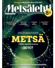 Metsälehti Makasiini aikakauslehti