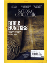 National Geographic (Eng/USA), uutis-, talous ja tiedelehdet