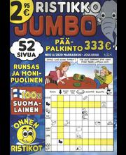 Ristikko Jumbo aikakauslehti