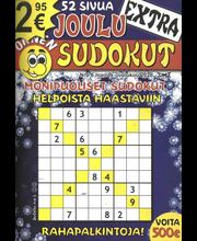 Onnen Sudokut Extra aikakauslehti