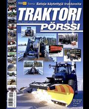 Traktoripörssi, 1 kpl, ilmoituslehti